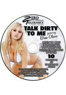 Zero Tolerance Talk Dirty To Me Bree Olsen Audio Cd